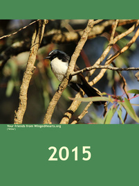 Winged Hearts Calendar 2015